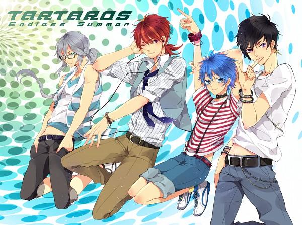 Tags: Anime, Kisaragi Kyo, Tartaros Online, Cromodo, Soma, Shubalman, Aelrot, Pixiv
