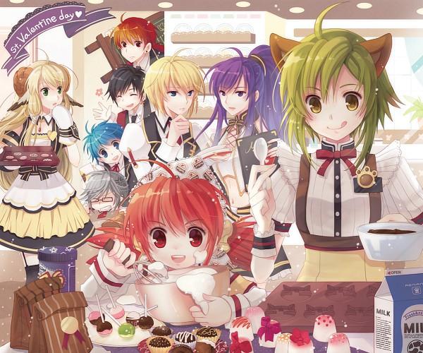 Tags: Anime, Renian, Tartaros Online, Soma, Angelina (Tartaros), Shubalman, Aelrot, Cromodo, Pinko, Nagi (tartaros), Elphintos