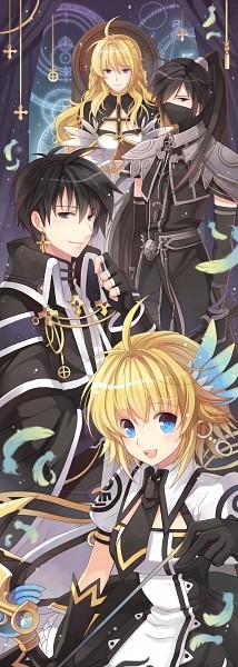 Tags: Anime, Renian, Tartaros Online, Angelina (Tartaros), Aelrot, Dione, Izan