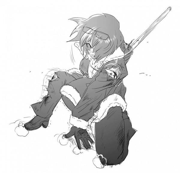 Tags: Anime, Pixiv Id 225853, ONE PIECE, Tashigi, Fanart, Sketch