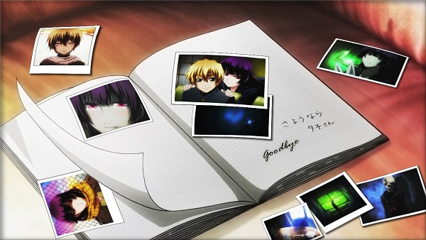 Tags: Anime, Tasogare Otome x Amnesia, Niiya Teiichi, Kanoe Yuuko, Wallpaper, Facebook Cover, Dusk Maiden Of Amnesia