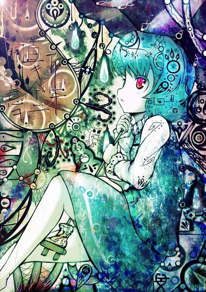 Tags: Anime, Koohee, Touhou, Tatara Kogasa, Kogasa Tatara