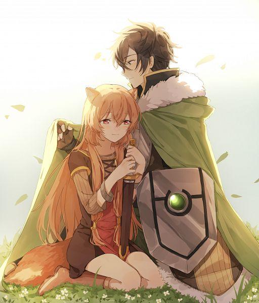 Tags: Anime, Pixiv Id 7833158, Tate no Yuusha no Nariagari, Raphtalia, Iwatani Naofumi, The Rising Of The Shield Hero