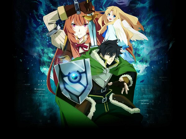 Tags: Anime, Suwa Masahiro, Kinema Citrus, Tate no Yuusha no Nariagari, Firo (Tate no Yuusha no Nariagari), Raphtalia, Iwatani Naofumi, Key Visual, Official Art, The Rising Of The Shield Hero
