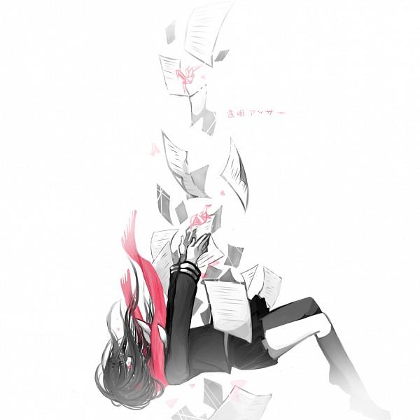 Tags: Anime, Pixiv Id 305961, Kagerou Project, Tateyama Ayano, Origami