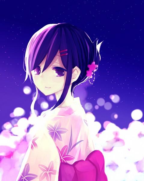 Tags: Anime, Pixiv Id 5841281, Kagerou Project, Tateyama Ayano, Tanabata, Pixiv, Fanart