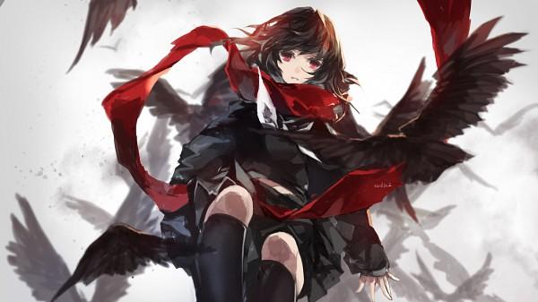 Tags: Anime, swd3e2, Kagerou Project, Tateyama Ayano, Fanart From Pixiv, Facebook Cover, Pixiv, Fanart