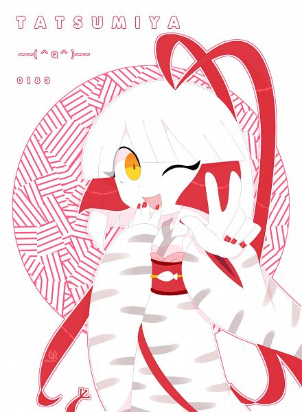 Tags: Anime, Oounabara to Wadanohara, Tatsumiya (Wadanohara), Tumblr, Fanart, Fanart From Tumblr