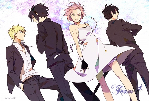 Tags: Anime, Sai, Uchiha Sasuke, Uzumaki Naruto, Haruno Sakura, Mafia, Pixiv, Fanart, Jinchuuriki, Team 7