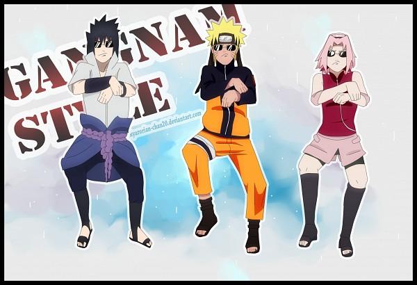 Tags: Anime, Kyarorian-chan20, NARUTO, Haruno Sakura, Uchiha Sasuke, Uzumaki Naruto, Like a Boss, K-pop (Parody), K-pop, Gangnam Style, deviantART, Fanart, Fanart From DeviantART