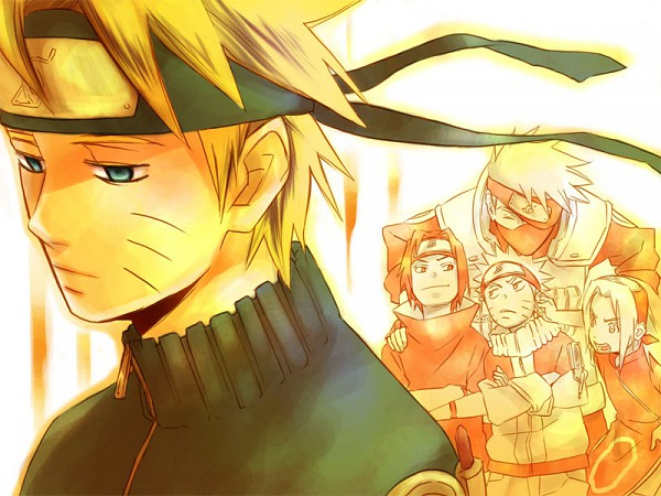 Tags: Anime, Pixiv Id 112461, NARUTO, Uzumaki Naruto, Haruno Sakura, Hatake Kakashi, Uchiha Sasuke, Jinchuuriki, Team 7