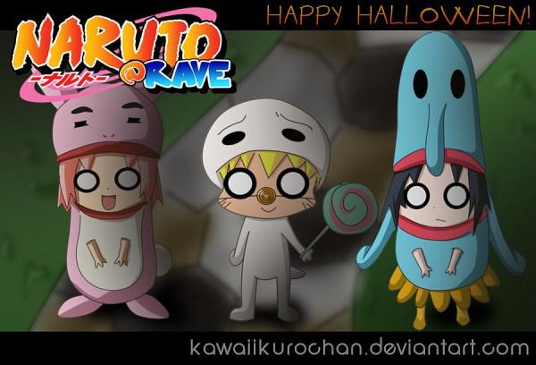 Tags: Anime, Kawaiikurochan (Artiste), NARUTO, Plue, Uchiha Sasuke, Uzumaki Naruto, Haruno Sakura, deviantART, Jinchuuriki, Team 7