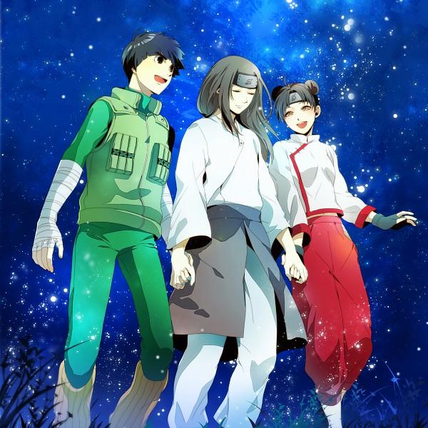 Team 9 - NARUTO
