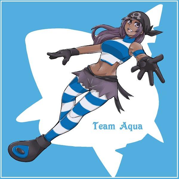 Team Aqua Underling (Female) - Pokémon