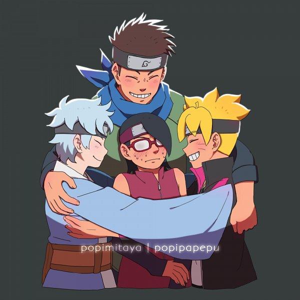 Team Konohamaru