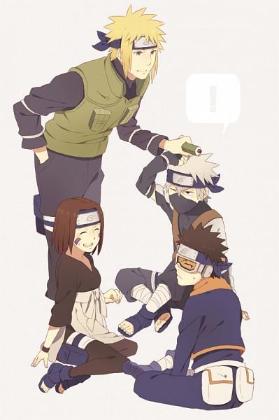 Team Minato - NARUTO
