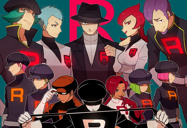 Team Rocket - Pokémon