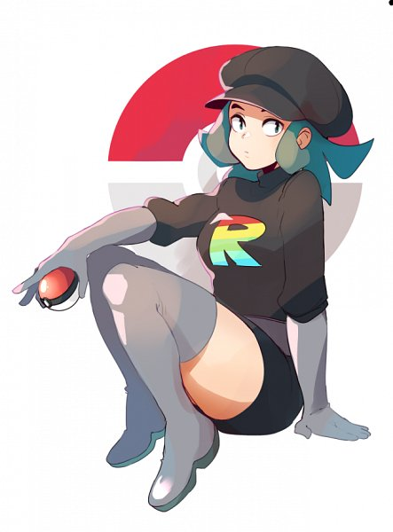Team Rocket Underling (Female) - Pokémon