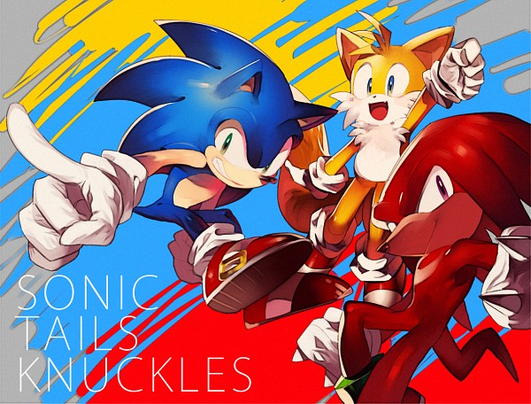 Team Sonic - Sonic the Hedgehog