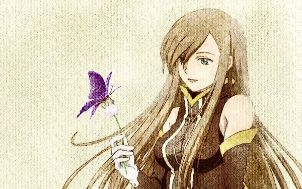 Tags: Anime, Tales of the Abyss, Tear Grants, Wallpaper