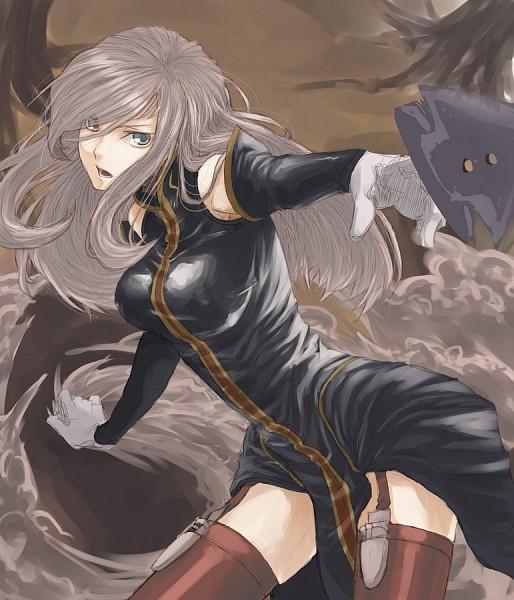 Tags: Anime, Hinomoto Madoka, Namco, Tales of the Abyss, Tear Grants, Fanart