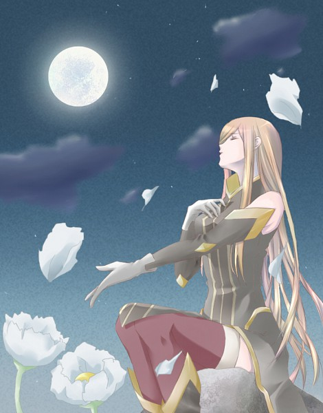 Tags: Anime, Pixiv Id 2123228, Tales of the Abyss, Tear Grants, Fanart, Fanart From Pixiv, Pixiv