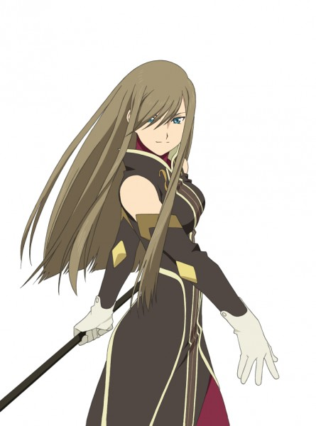 Tags: Anime, Tales of the Abyss, Tear Grants, Official Art