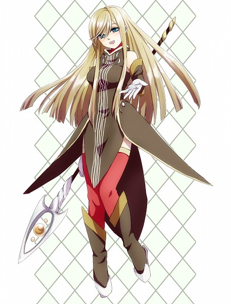 Tags: Anime, Chirugekiai, Tales of the Abyss, Tear Grants