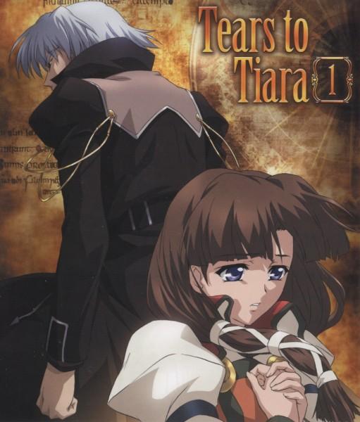 Tags: Anime, Tears to Tiara, Arawn, Riannon