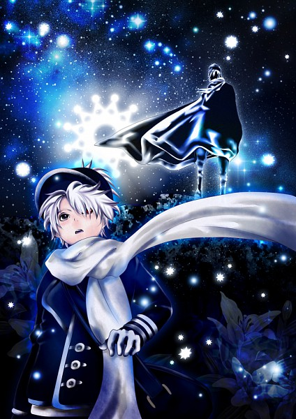 Tags: Anime, Yanp, Tegami Bachi, Gauche Suede, Lag Seeing, Fanart, Pixiv, Fanart From Pixiv, Letter Bee