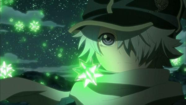 Tags: Anime, Tegami Bachi, Lag Seeing, Screenshot, Letter Bee