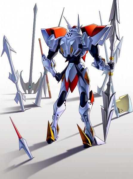 Tekkaman Blade - Uchuu no Kishi Tekkaman Blade