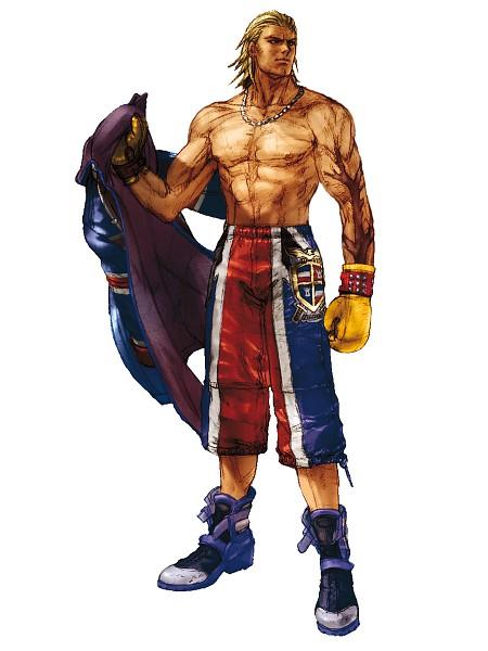 Tags: Anime, Tekken, Steve Fox, Boxer