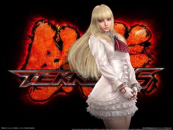 Tags: Anime, Tekken, Official Art