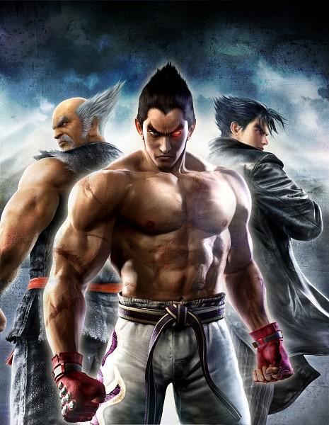 Tags: Anime, Tekken, Mishima Heihachi, Kazama Jin, Mishima Kazuya