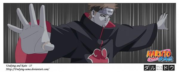 Tags: Anime, Undying-sama, NARUTO, Tendou (Pein), Pein, Akatsuki (NARUTO)