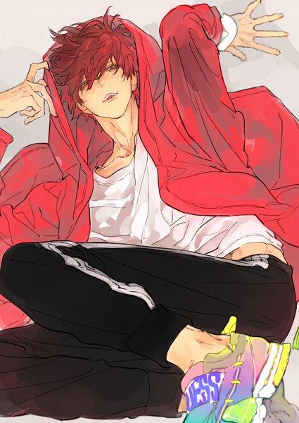 Tendou Satori Haikyuu Zerochan Anime Image Board