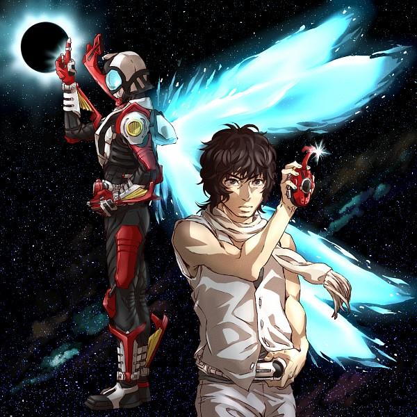 Tendou Souji - Kamen Rider Kabuto