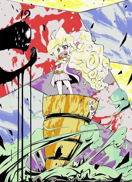 Tags: Anime, Tengen Toppa Gurren-Lagann, Antispiral, Nia Teppelin, Artist Request