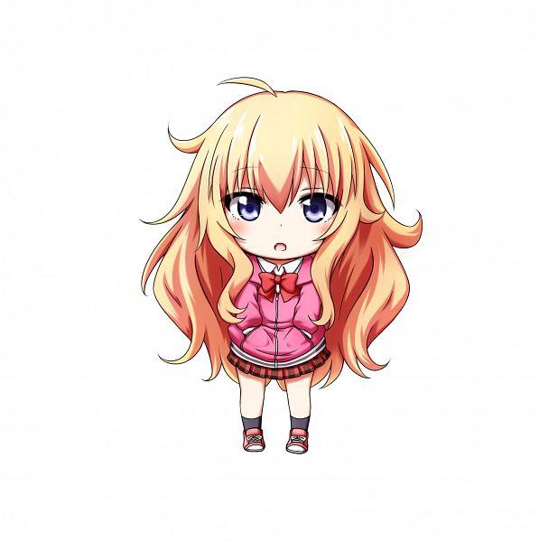 Tags: Anime, Kuena, Gabriel Dropout, Tenma Gabriel White, PNG Conversion