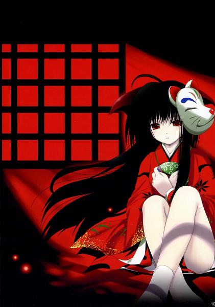 Tags: Anime, Tenmu Shinryuusai, Pixiv
