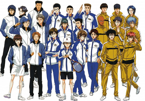 Tennis no Ouji-sama (Prince Of Tennis) - Konomi Takeshi