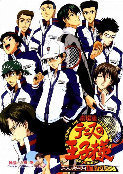 Tags: Anime, Tennis no Ouji-sama, Echizen Ryoma, Echizen Ryouga, Kaido Kaoru, Kawamura Takashi, Inui Sadaharu, Momoshiro Takeshi, Atobe Keigo, Fuji Shuusuke, Tezuka Kunimitsu, Kikumaru Eiji, Oishi Shuichiro, Prince Of Tennis