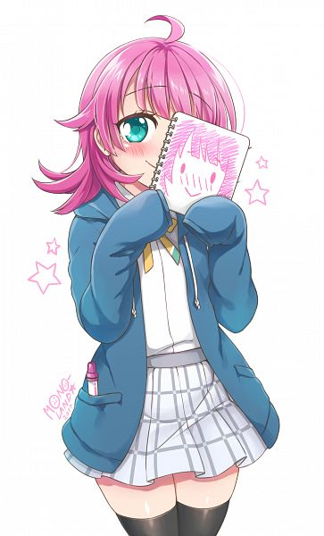 Tags: Anime, Mono Land, Love Live! School Idol Festival ALL STARS, Tennouji Rina