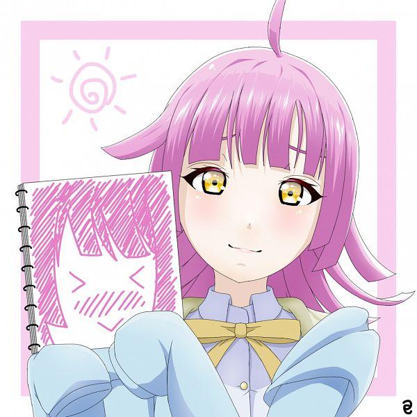 Tags: Anime, Pixiv Id 6374926, Love Live! School Idol Festival ALL STARS, Tennouji Rina, Pixiv, Fanart, Fanart From Pixiv