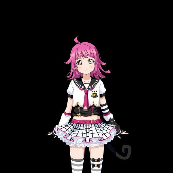 Tags: Anime, KLab, Love Live! Nijigasaki Gakuen School Idol Doukoukai, Love Live! School Idol Festival ALL STARS, Tennouji Rina, Official Art