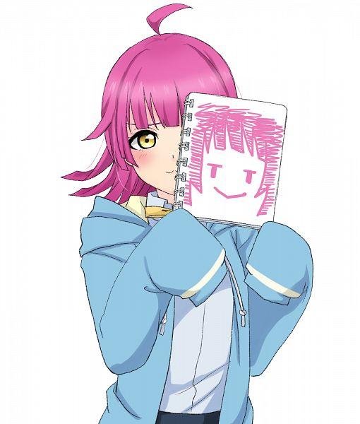 Tags: Anime, Pixiv Id 42897522, Love Live! Nijigasaki Gakuen School Idol Doukoukai, Tennouji Rina, Fanart, Fanart From Pixiv, Pixiv