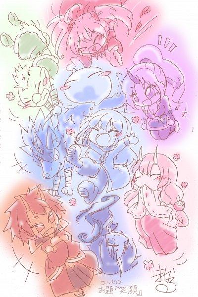 Tags: Anime, Pixiv Id 12316045, Tensei Shitara Slime Datta Ken, Milim Nava, Souei, Ranga (Tensei Shitara Slime Datta Ken), Shion (Tensei Shitara Slime Datta Ken), Rimuru Tempest (Slime), Shuna (Tensei Shitara Slime Datta Ken), Rimuru Tempest, Benimaru, Gobuta, Slime, That Time I Got Reincarnated As A Slime