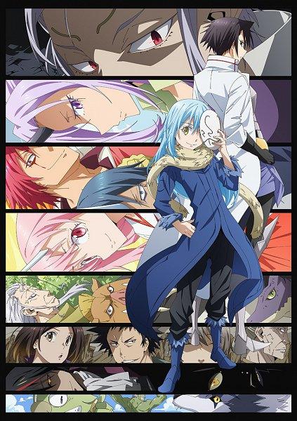 Slime Ken Shitara Tensei Datta 5 Anime