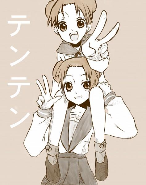 Tags: Anime, Hakushon, NARUTO, Tenten, Age Progression, deviantART